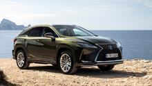 Revised: the latest version of the Lexus 450h has smarter looks and is exceptionally comfortable