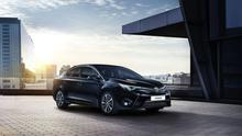 The new Toyota Avensis