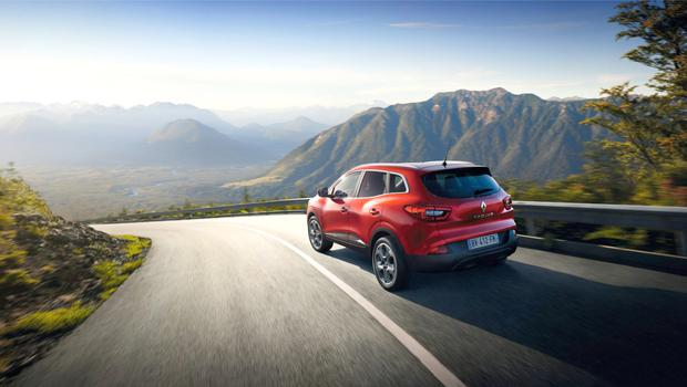 Renault Kadjar: comfortable and well decked out