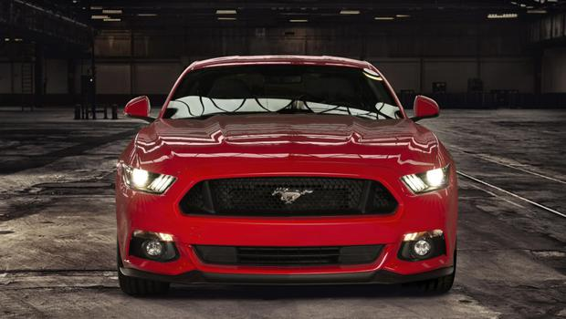 Ford Mustang - its price will be close to €50,000
