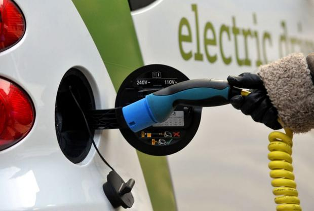 An online poll of close to 5,000 motorists found that more than 70pc of respondents are, more or less, in favour of the State investing in charging points for electric cars. Stock picture