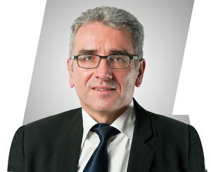 Denis Fourchon, chief engineer in charge of Citroen's PureTech Project