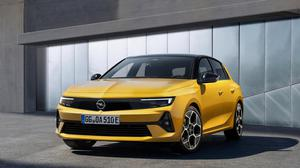 The new Opel Astra will arrive here next year