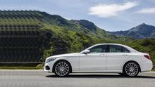 Mercedes C-Class, World Car of the Year 2015