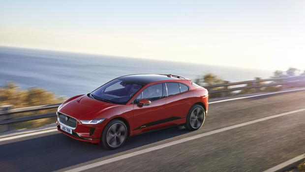 Last year's winner: The Jaguar i-Pace swept the boards in 2019.