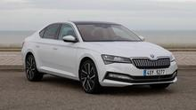 Daily drive: Skoda's first plug in hybrid has a claimed electric only range of 62km, making it ideal for commuters