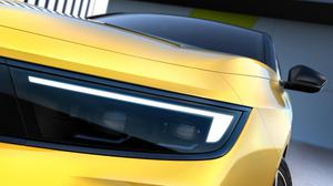 The new Opel Astra's Vizor grille design will be adapted to follow in the footsteps of other new models such as the Mokka