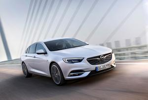 Transformation: Opel Insignia 2017