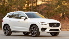 The new Volvo XC60 would be a great option for a company car
