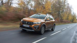 Just arrived: The new Dacia Sandero Stepway