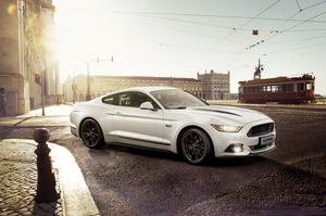 Special edition Mustang