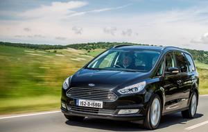 Ford Galaxy - ready for the Irish baby boom