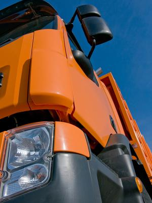 There is still a need to educate cyclists about the dangers of blind spots for truck drivers