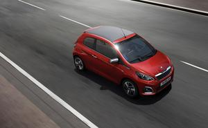 Peugeot 108 - signs of a move upmarket by the car manufacturer.