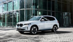 Due next year: BMW's iX3 all-electric new Sports Activity Vehicle