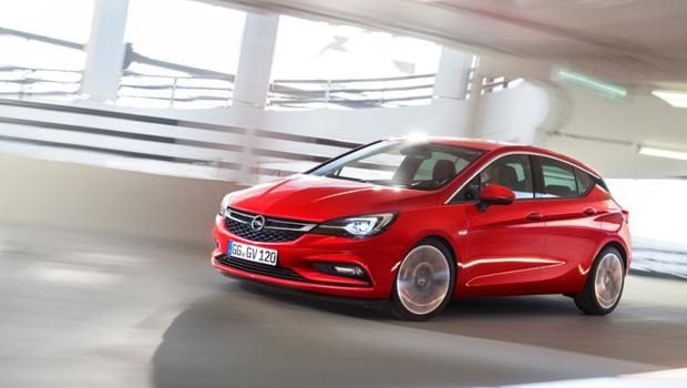The pricing for the new Opel Astra will be similar to the old one.