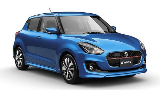 Coupe looks: the new Swift