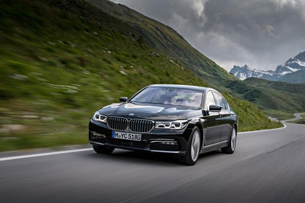 Luxury: BMW 740Le xDrive