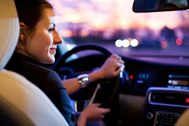 Checking for trouble: lights, brakes, and how you drive are all part of being a safer driver