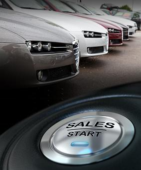Car sales have risen sharply in the early stages of 2015