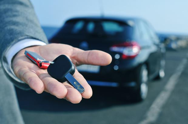 Think ahead on car hire.