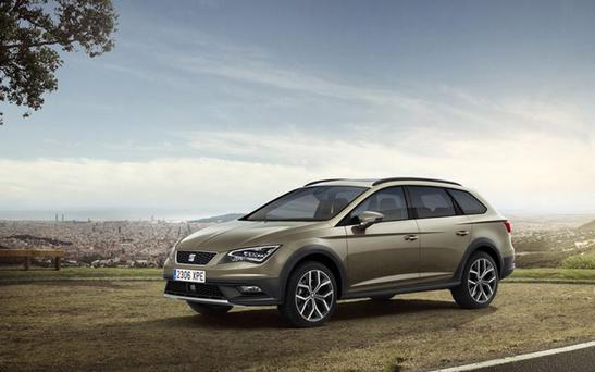 The Seat X-perience is in showrooms now
