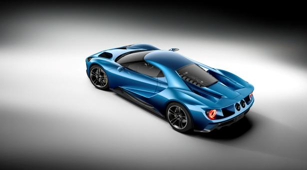 Ford's new GT will go into production soon.