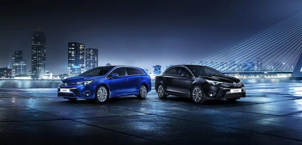 Toyota Avensis is to be heavily revised.