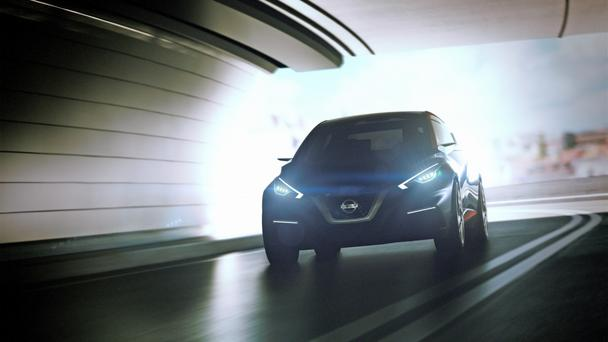 Nissan Sway - a replacement for the evergreen super-mini?