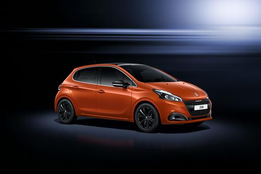 Economical: The new Peugeot 208 1.6-litre engine will consume just three litres every 100km, the company claims.