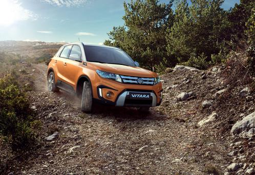 Comeback king: The Suzuki Vitara looks well-equipped to meet changing tastes and driver needs