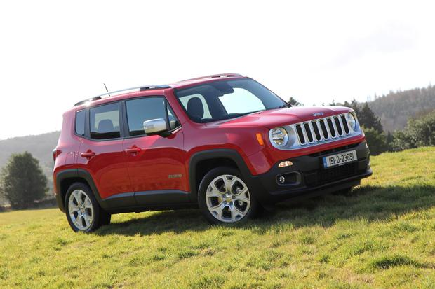 Wide appeal: The Renegade is designed to appeal to those who like off-road driving as well as those who will never get a tyre dirty