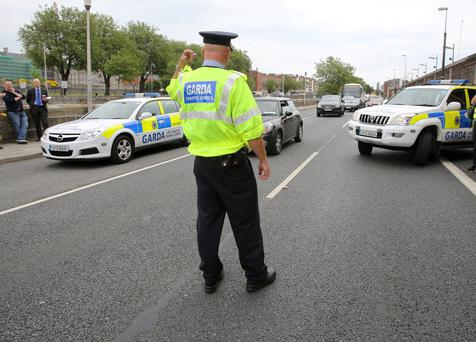 A highly visible garda presence and the fear of getting caught are the biggest factors in changing driver behaviour.