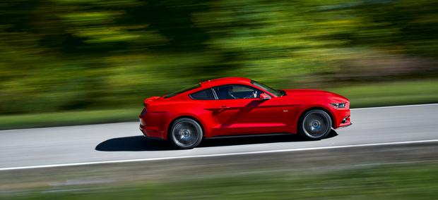 Ford Mustang - much anticipated