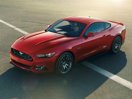 Keen price: Ford's new Mustang