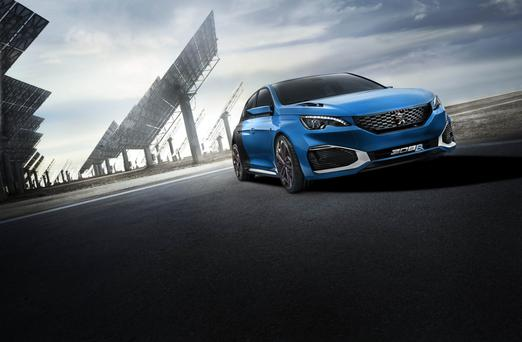 Peugeot Hybrid: makings its debut later this month