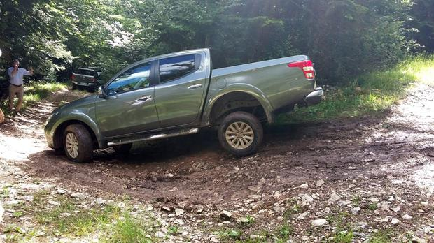 Mitsubishi pick up where they left off with their new L200