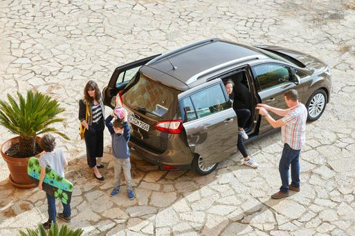 Revised: Ford Grand C-Max