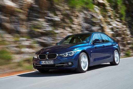 Improved cabin: BMW 3-Series