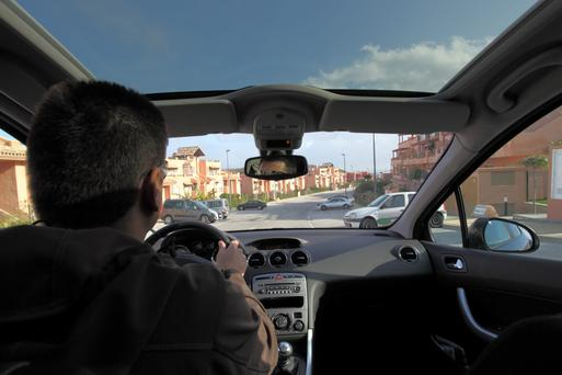 Studies show that people who drive company cars have 30pc to 40pc more collisions than other drivers and this risk increases the more kilometres are driven