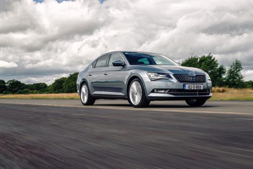 Flagship: Skoda Superb