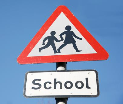 Busier roads mean more danger for children travelling to school