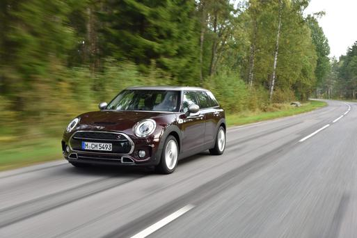 Substantial extension: MINI Clubman