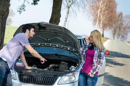 Some car dealers are reporting significant numbers neglecting their cars