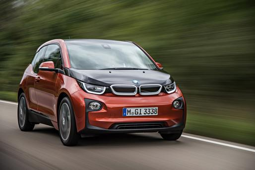 Ready to go further? BMW i3