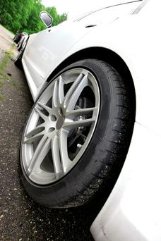 Make sure to check your car tyres.