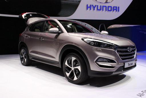 Best seller: Hyundai Tucson