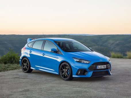 Engaging: Fiesta RS