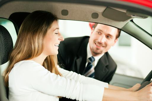 Many women feel uncomfortable at dealerships and garages