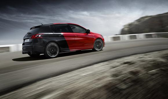 The 308 GTi by Peugeot Sport is on its way.